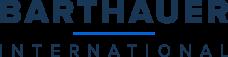 Logo: BARTHAUER INTERNATIONAL